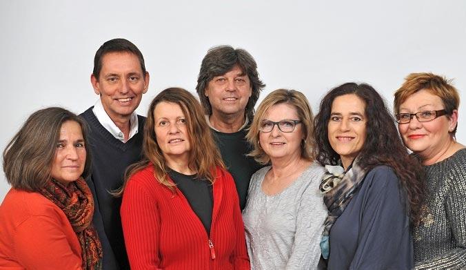 Team Grüne Fürstenfeld mit Harald Peindl