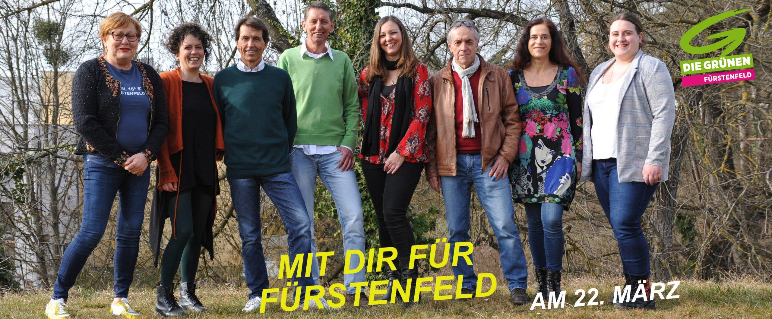 Grüne Politik für alle Fürstenfelderinnen und Fürstenfelder